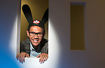 Jordan Poblete is the owner and editor in chief of Disney Examiner a website that he started in high school and has now turned into a business. He graduated from Cal State University Fullerton in December of 2014 and has structured his business to utilize interns from his alma mater. <br /> <br /> ///ADDITIONAL INFORMATION: cs.alumni.0312 &ndash; 3/2/15 &ndash; MICHAEL KITADA, ORANGE COUNTY REGISTER - 01.cs.alumni.0312.jpg - <br /> Cal State Fullerton alumnus (business &ndash;&rsquo;14) Jordan Poblete started a Disney blog &ndash; Disney Examiner -- when he was in high school. Throughout his time at CSUF he continued to write about Disney as a hobby. Today, he has turned it into a business. He has partnered with the colleges of business and communications at CSUF to form internship programs for students.