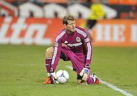 Chivas USA goalkeeper Danny Kennedy (1)  D.C. United defeated Chivas USA 1-0 at RFK Stadium, Sunday September 23, 2012.