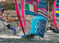 rsmusa..Willis Robert, (USA, RS:X Men).2012 Olympic Games .London / Weymouth