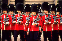 Famous Tradition Changing of the Guard London England