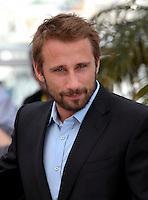 Matthias Schoenaerts - 65th Cannes Film Festival