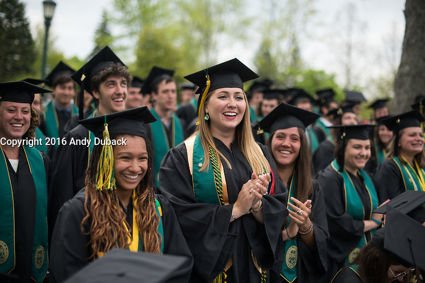 Commencement 2016, gallery 2