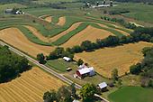Contour farming in Wisconsin