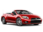 Mitsubishi Eclipse Coupe Spyder 2011