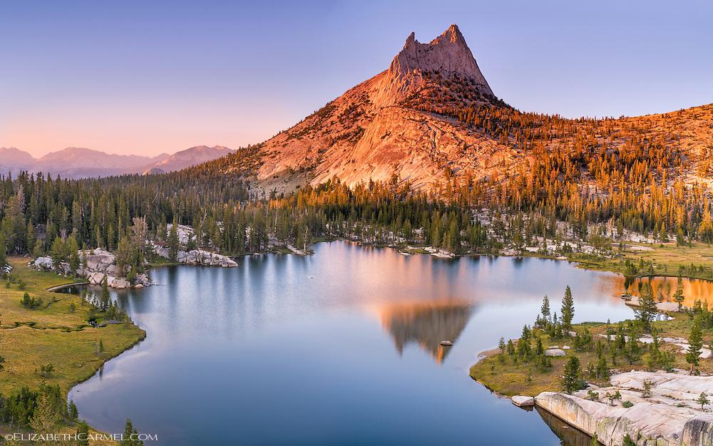 Cathedral Peak, Yosemite