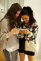 Alexandra Cronan and Bip Ling