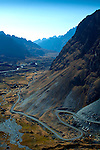 La Cumbre Pass_6000 Meters_World's Most Dangerous Road_Bolivia