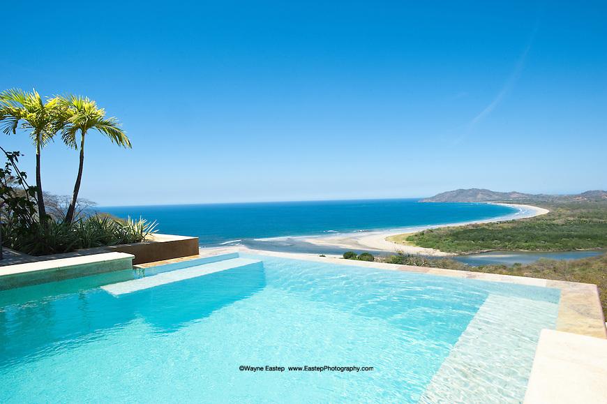 infinity pool overlooking ocean - photo #30