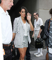 NEW YORK, NY-July 14: Meghan Markle at Today Show  to talk about new season of USA series of Suits  in New York. NY July 14, 2016. Credit:RW/MediaPunch