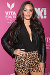 MTV reality series Jersey Shore's Sammi Giancola Attends OK! Magazine's Annual 'SO SEXY' event in New York, toasting the City's sexiest celebrities of 2015 and NY's most-glamorous at HAUS Nightclub.