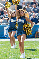 Pitt dance team performs before the game. The Pitt Panthers defeated the Penn State Nittany Lions 42-39 at Heinz Field, Pittsburgh, Pennsylvania on September 10, 2016.