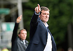 St Johnstone v Celtic&hellip;20.08.16..  McDiarmid Park  SPFL<br />Saints boss Tommy Wright<br />Picture by Graeme Hart.<br />Copyright Perthshire Picture Agency<br />Tel: 01738 623350  Mobile: 07990 594431