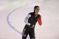 SCHAATSEN: CALGARY: Olympic Oval, 09-11-2013, Essent ISU World Cup, 1500m, Brianne Tutt (CAN), ©foto Martin de Jong