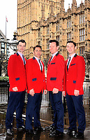 NOV 5 Jersey Boys Photocall @ House of Commons