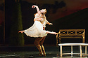 "Matthew Bourne's ""Sleeping Beauty"" opens at Sadler's Wells. Picture shows: Cordelia Braithwaite (Aurora), Chris Trenfield (Leo)"