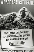 Fleming American Penicillin Poster