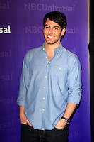 PASADENA - APR 18:  David Giuntoli arrives at the NBCUniversal Summer Press Day at The Langham Huntington Hotel on April 18, 2012 in Pasadena, CA