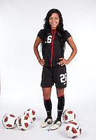 USWNT 2011 Portraits, April 19, 2011
