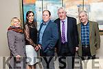 Enjoying the Crotta GAA Social at Ballyroe Heights on Saturday were Jane Joyce, Norma Conway, Barney Quilter, John Joe Conway and Graham Harris