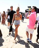 NEW YORK, NY-August 28:  2016 Sports Illustrated Summer Of Swim Fan Festival & Concert at Coney Island Boardwalk - Brooklyn, New York. August 28, 2016. Credit:RWMediaPunch