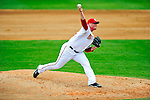 9 March 2010: Washington Nationals' pitcher Tyler Walker on the mound during a Spring Training game against the Detroit Tigers at Space Coast Stadium in Viera, Florida. The Tigers defeated the Nationals 9-4 in Grapefruit League action. Mandatory Credit: Ed Wolfstein Photo