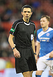 Aberdeen v St Johnstone&hellip;10.12.16     Pittodrie    SPFL<br />Referee Kevin Clancy<br />Picture by Graeme Hart.<br />Copyright Perthshire Picture Agency<br />Tel: 01738 623350  Mobile: 07990 594431