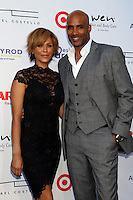 PACIFIC PALISADES, CA - JULY16: Nicole Ari Parker, Boris Kodjoe at the 18th Annual DesignCare Gala on July 16, 2016 in Pacific Palisades, California. Credit: David Edwards/MediaPunch