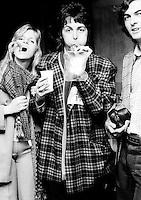 Paul McCartney and Linda McCartney pictured in 1973 Credit: Ian Dickson / MediaPunch