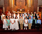 May 11th First Communion