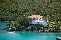 The Battery<br /> Cruz Bay<br /> St. John<br /> U.S. Virgin Islands