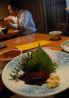 Japan Whale meat