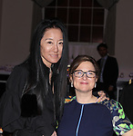 Vera Wang and Sharon Cohen - Figure Skating in Harlem celebrates 20 years - Champions in Life benefit Gala on May 2, 2017 in New York Ciry, New York.   (Photo by Sue Coflin/Max Photos)
