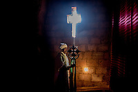 The Priests of Lalibela