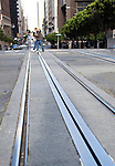 Cable Car Tracks