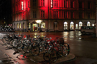 Bikes in Copenhagen