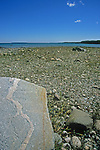 Lake Huron Retreating Shore