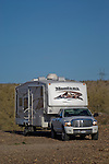 Towing Fifth Wheel Trailers