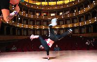 Teatro Colon evento Red Bull 3 mundos ,25-09-2014