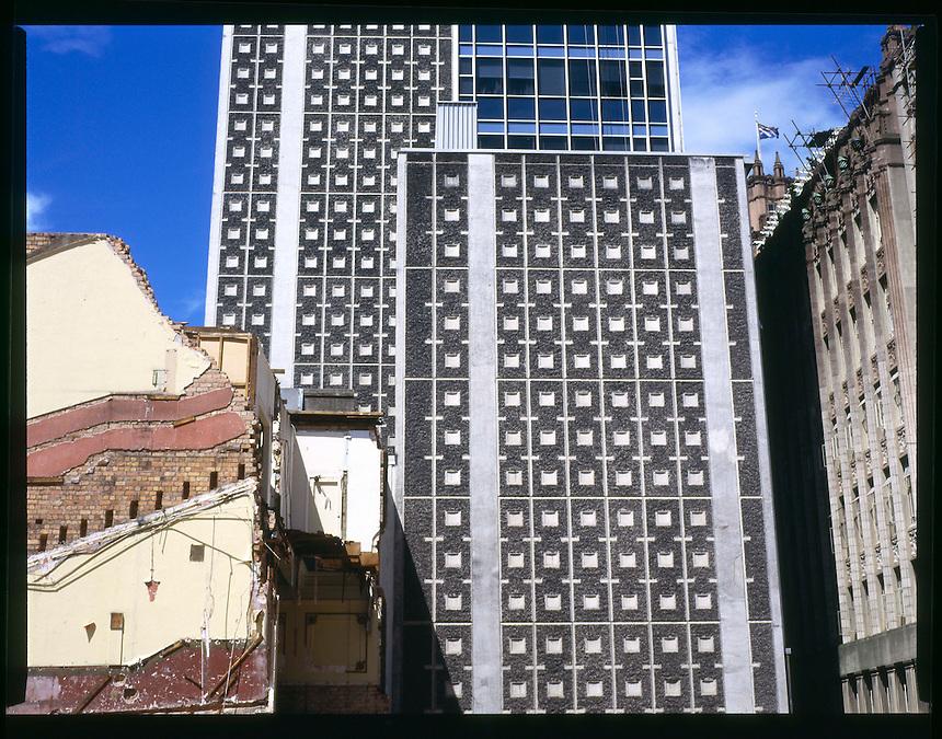 His Majesty's Theatre, Auckland 1988