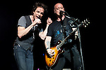 Photos of rock band Train performing at the Pageant in St. Louis on April 5, 2010.