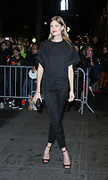 NEW YORK, NY April .19, 2017 Constance Jablonski attend Harper's Bazaar 150th Anniversary Party at the Rainbow Room in New York April 19,  2017. Credit:RW/MediaPunch