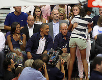 Obama en el Basketball Game  USA