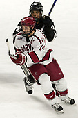 Erik Foley (PC - 12), Alexander Kerfoot (Harvard - 14) - The Harvard University Crimson defeated the Providence College Friars 3-0 in their NCAA East regional semi-final on Friday, March 24, 2017, at Dunkin' Donuts Center in Providence, Rhode Island.