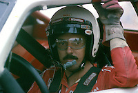 Jimmy Means, Atlanta Journal 500 at Atlanta International Raceway on November 11, 1984. (Photo by Brian Cleary/www.bcpix.com)
