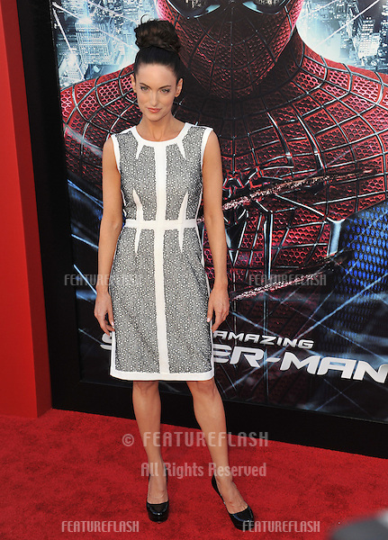 """Alex Lombard at the world premiere of """"The Amazing Spider-Man"""" at Regency Village Theatre, Westwood..June 29, 2012  Los Angeles, CA.Picture: Paul Smith / Featureflash"""