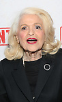 Edie Windsor attends the Broadway Opening Night Performance of  'Indecent' at The Cort Theatre on April 18, 2017 in New York City.