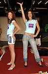 Miss Nederland 2003 reis Turkije, Miss Drenthe,  Natascha Romans van Schaik en Yvonne Beekelaar