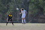 Lafayette High vs. Cleveland High in high school soccer action in Oxford, Miss. on Saturday, January 14, 2012.