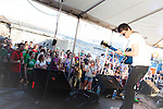 Sondre Lerche plays at Liberty in Austin, Texas during the 2011 SXSW Music Festival.