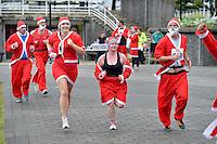 The Great KidsCan Santa Run at Frank Kitts Park Wellington, New Zealand on 5th December.<br /> Photo by Masanori Udagawa.<br /> www.photowellington.com
